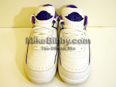 Mike Bibby Air Jordan II
